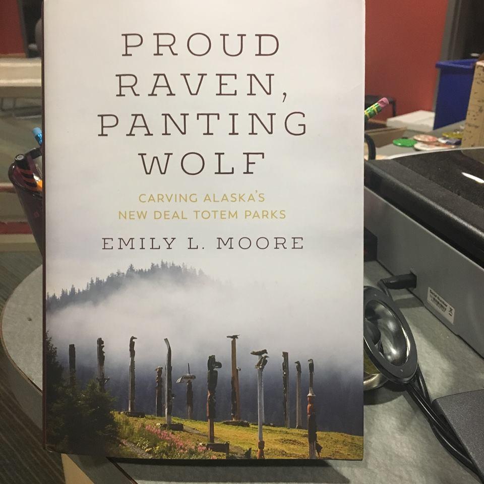 Proud Raven, Panting Wolf