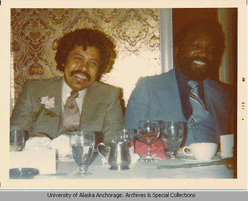 Alaska Black Caucus, Fourth Annual Awards Banquet, January 19, 1980.